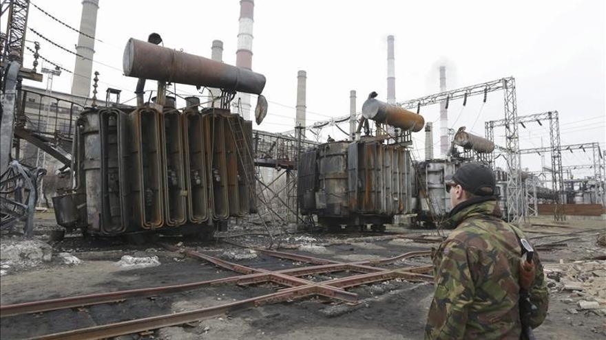 Los separatistas denuncian el bloqueo ucraniano al recibir ayuda rusa