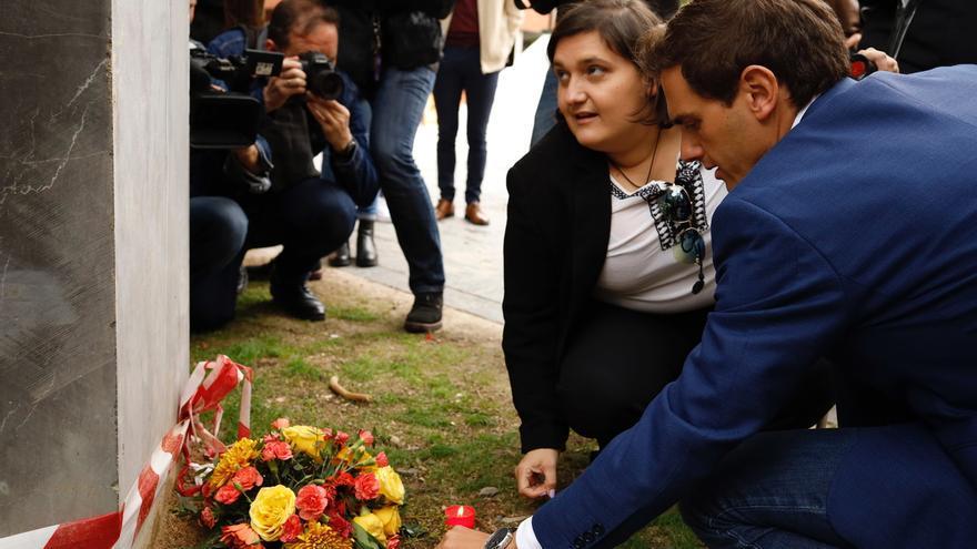 Rivera protagoniza mañana un acto en Miravalles (Vizcaya) en desagravio a las víctimas tras el homenaje a Ternera