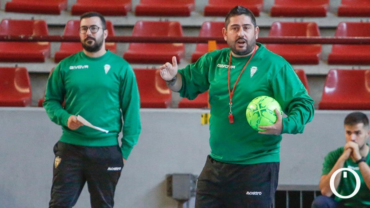 Josan González durante un entrenamiento