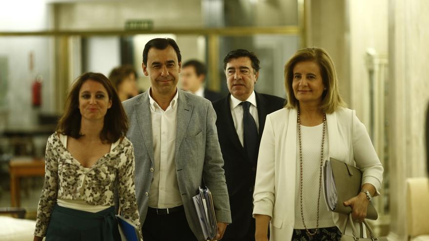 """Levy asegura que en el PP """"ni se plantea"""" que Rajoy deje de ser su candidato"""