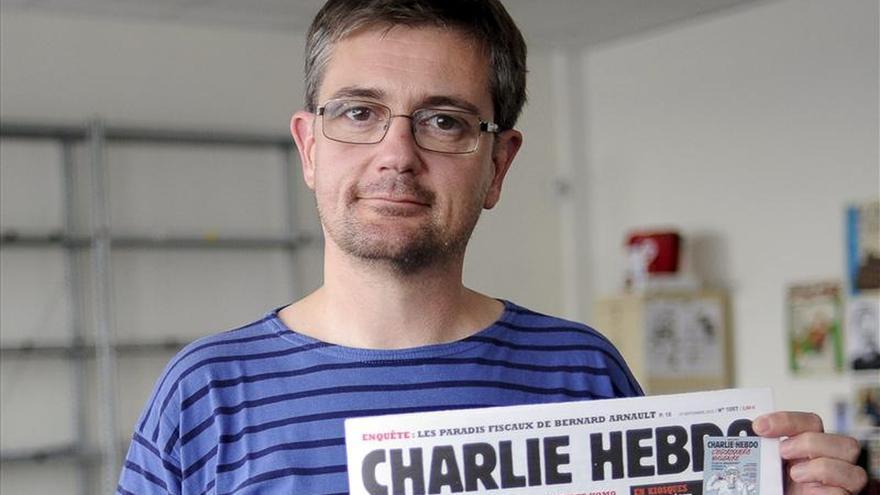 Charb, el director de 'Charlie Hebdo' asesinado.