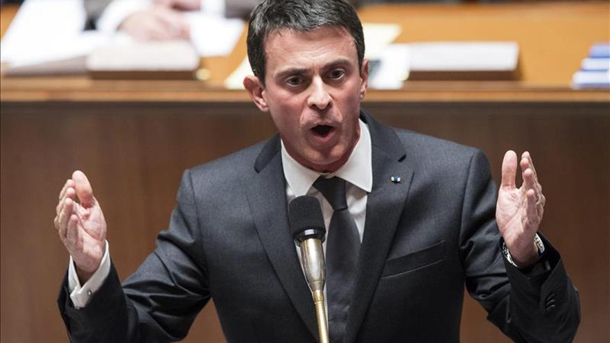 El Parlamento francés decide prolongar tres meses el estado de emergencia
