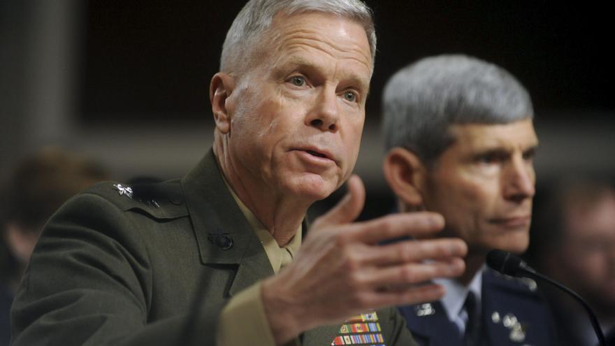 El jefe de Marines de EE.UU. defiende el castigo no penal por orinar cadáveres de insurgentes