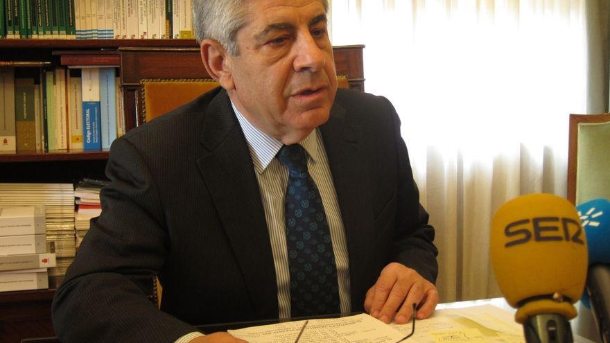 """El presidente de la Audiencia dice ante el CGPJ que creyó que Alaya con sus críticas buscaba """"carrera política"""""""