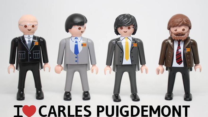I love Carles Puigdemont