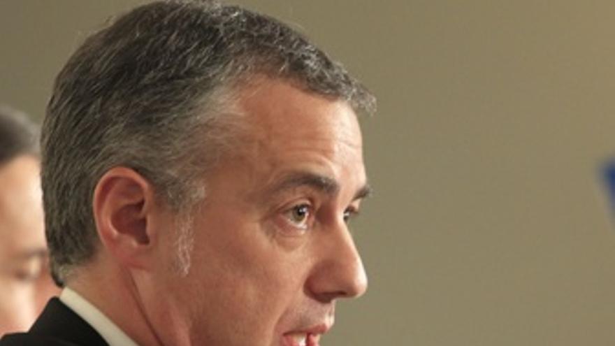 Presidente Del PNV Iñigo Urkullu