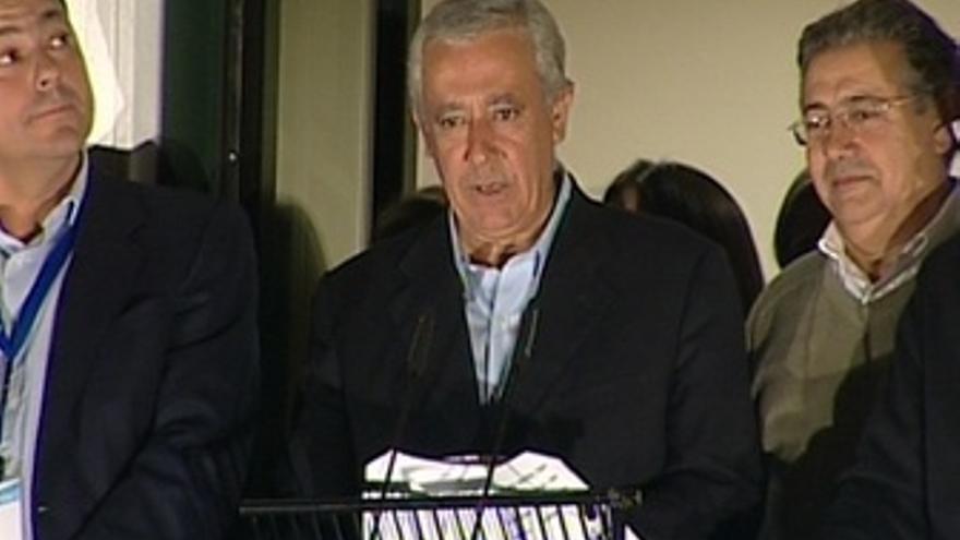 """Arenas demanda """"lealtad"""" a la Junta con el nuevo Ejecutivo"""
