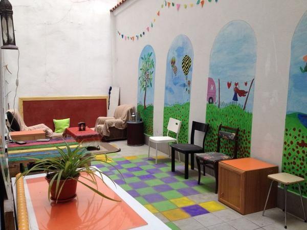 Patio interior del edificio 'La Manuela', uno de los lugares que se pueden visitar hoy | Foto: Vivienda Centro