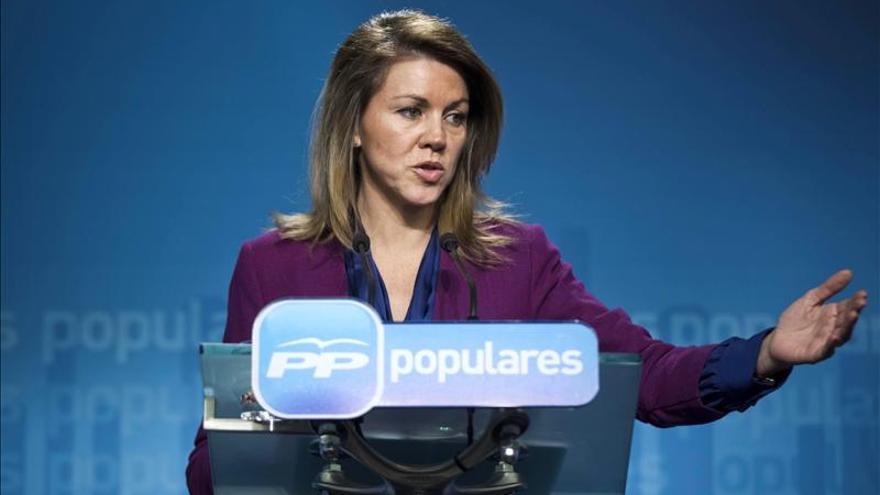 """El PP dice que su contabilidad es """"única y limpia"""", y anuncia acciones legales"""