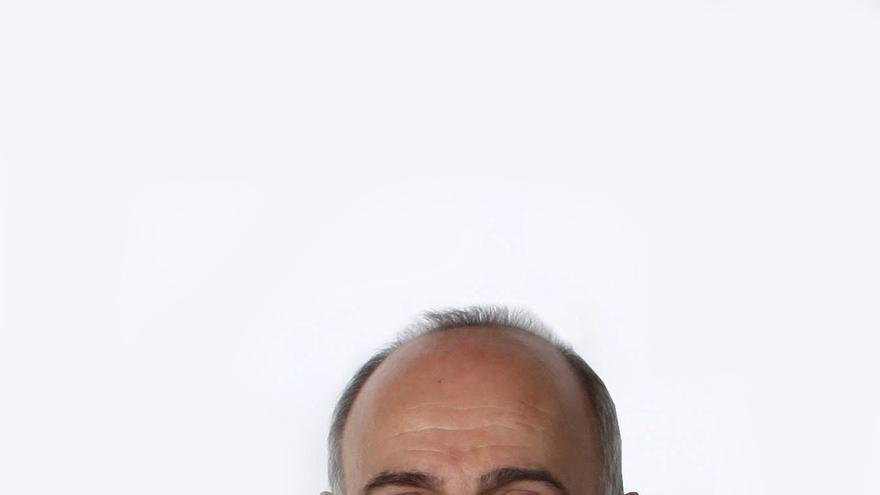 Alfonso Fernández Torres, nuevo jefe de la Policía Municipal de Pamplona.