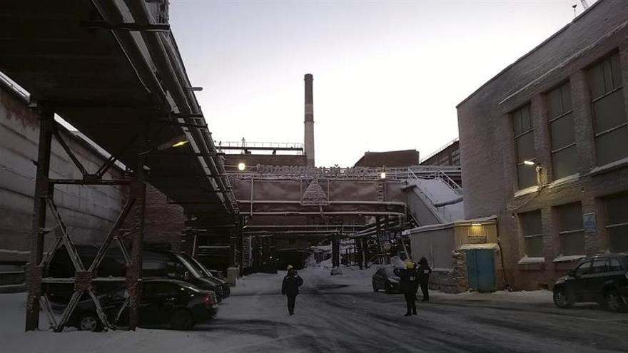 El níquel, riqueza y desgracia de la ciudad minera de Norilsk