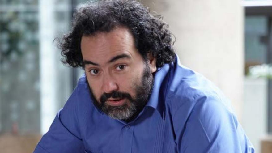 Rafael Gumucio. Foto: Penguin Random House