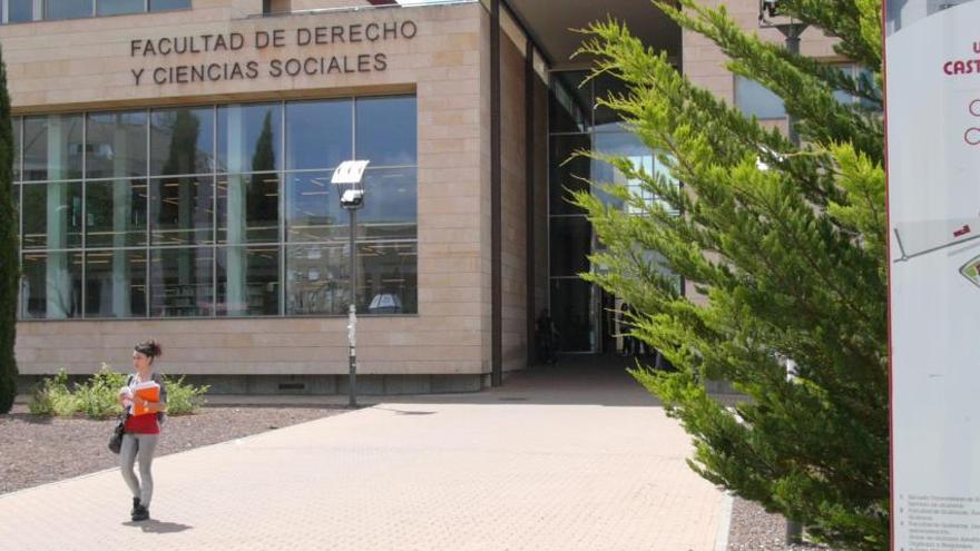 Campus de la UCLM en Ciudad Real