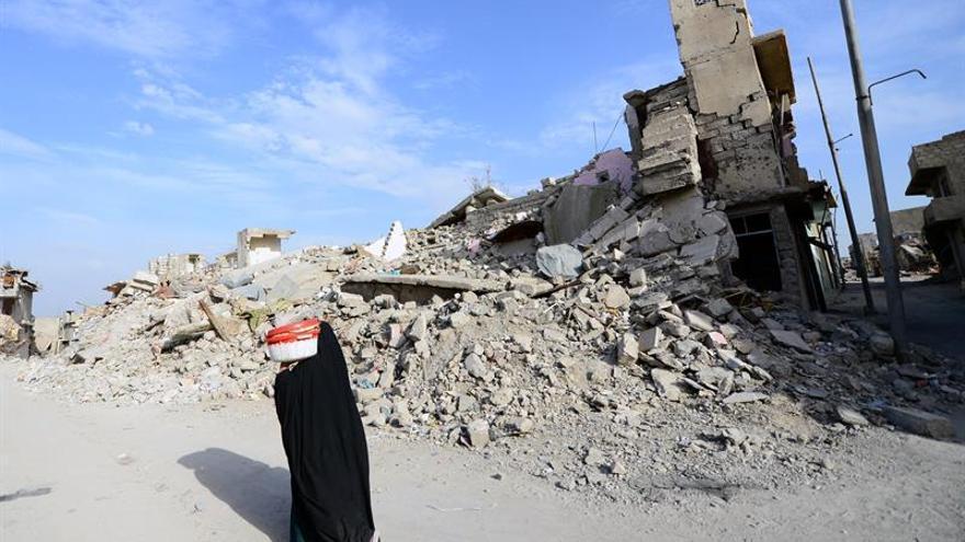 Catorce yihadistas del EI muertos en una operación de coalición al oeste de Mosul