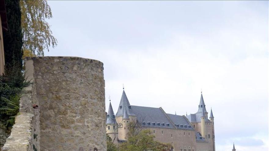 La muralla de Segovia muestra una secuencia de dos milenios