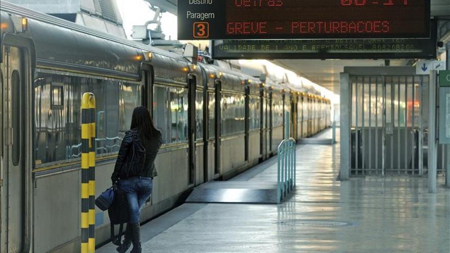 El metro de Lisboa, paralizado por la primera huelga de 24 horas de 2015