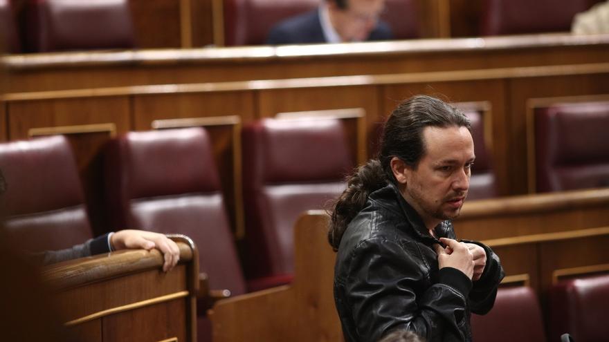"""Un diputado regional de Podemos acusa a Iglesias y Montero de """"dinamitar"""" el partido como organización"""