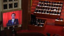"""China no fija un objetivo de crecimiento para 2020 por """"gran incertidumbre"""""""