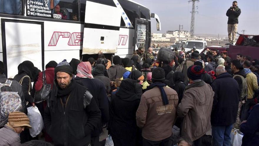 Las fuerzas sirias toman el control de un nuevo barrio rebelde de Alepo