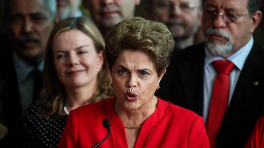 La defensa de Rousseff recurre en el Supremo el juicio por el que fue destituida