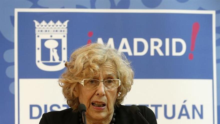 """Carmena: """"Jamás he dicho que Podemos es inflexible"""""""