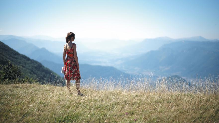 Fotograma de la película 'El porvenir'.