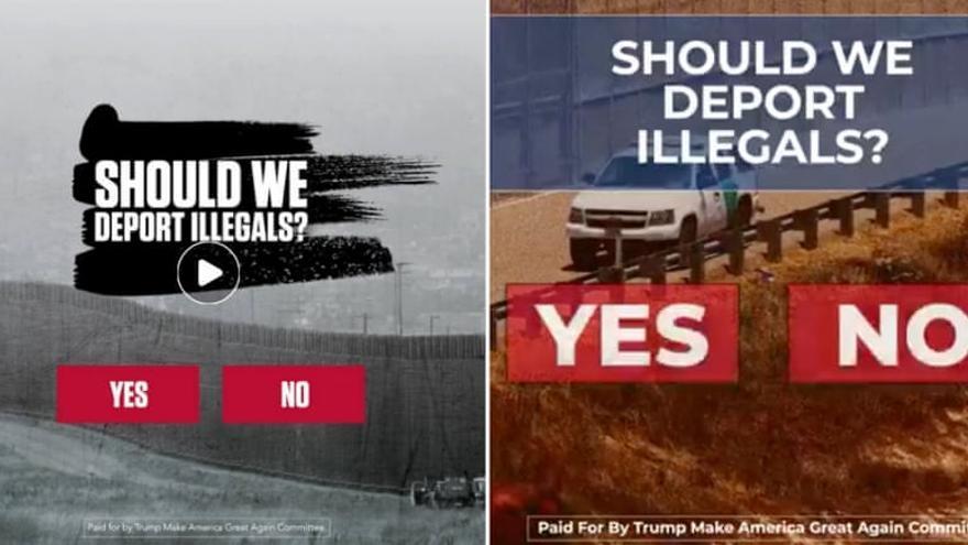 Trump campaign.