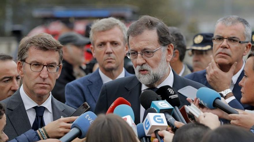 """Rajoy sobre incendios: """"Esto no se produce por casualidad; ha sido provocado"""""""