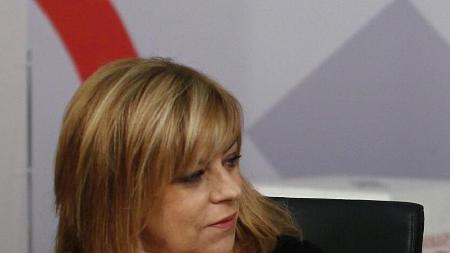 """Valenciano cree que Patxi López sería """"un gran presidente"""", aunque insiste en que el PSOE no está """"en ese debate"""""""