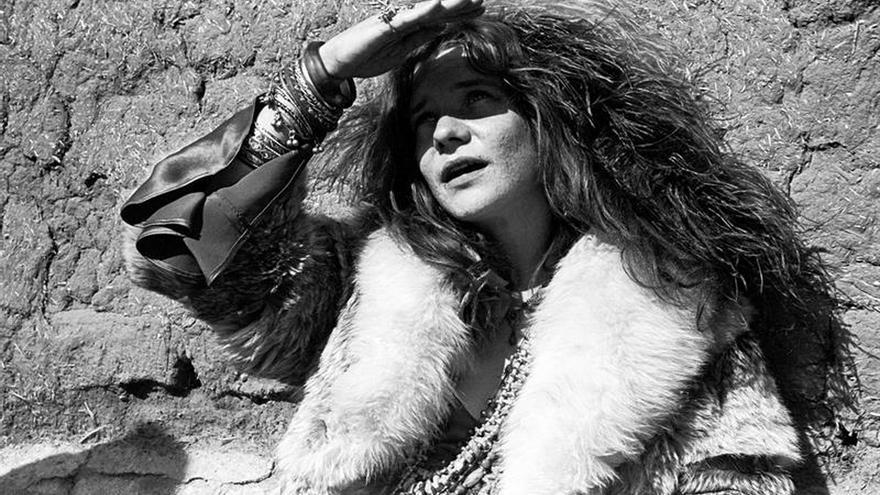 Janis Joplin, la fulgurante vida de la reina del blues