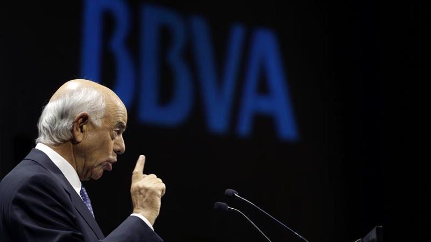 El BBVA pide a los políticos que no pierdan el tiempo y trabajen para crecer