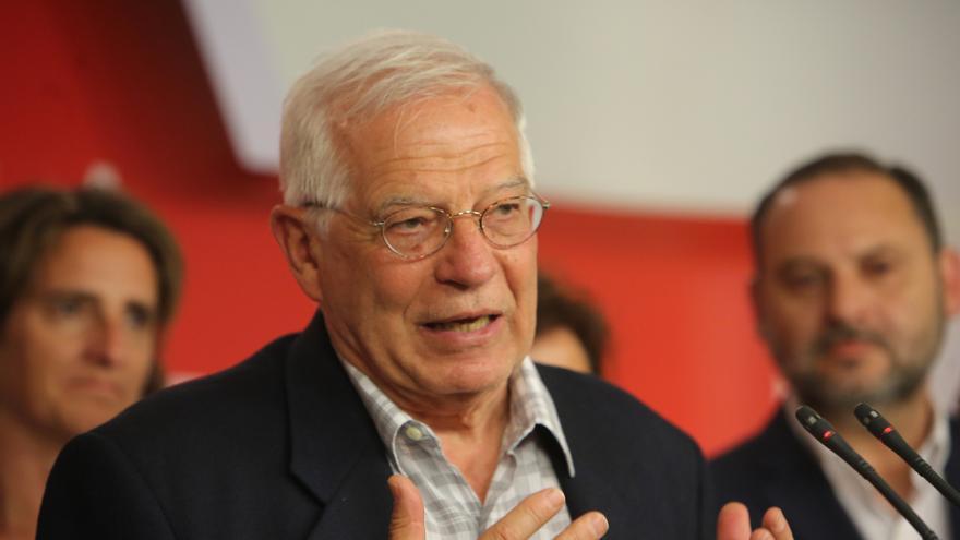 Borrell acudirá mañana a la Junta Electoral para recoger su acta de eurodiputado