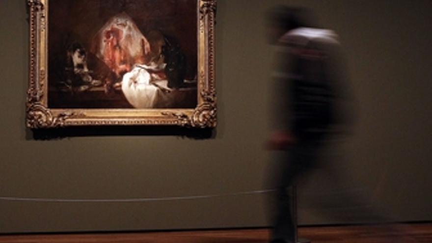 Exposición de Jean Simeón Chardin en El Prado