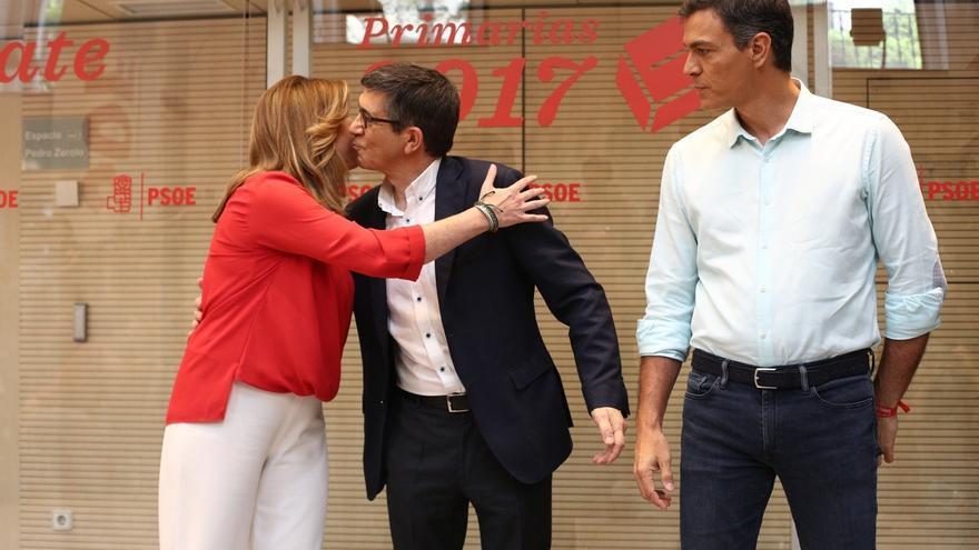 El equipo de López y el 'susanista' Torre se enzarzan en las redes por la medida estrella de préstamos a jóvenes