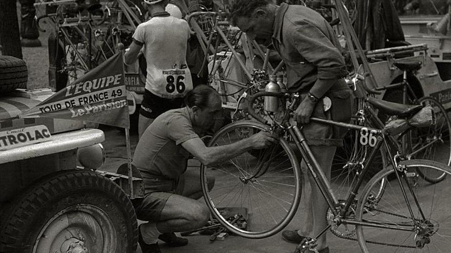 Tour de Francia de 1949 en San Sebastián