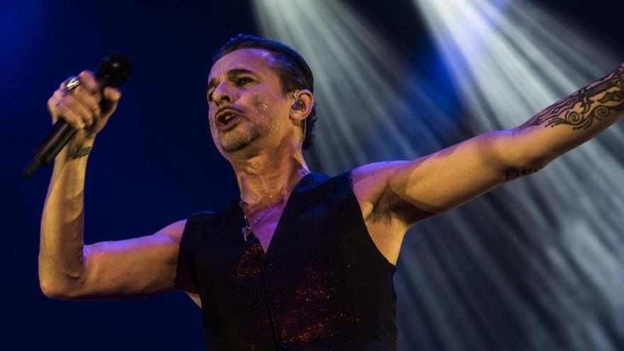 Depeche Mode brinda un enérgico y brillante concierto en el Bilbao BBK Live