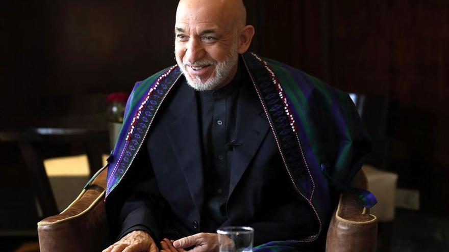 El expresidente afgano afirma que no reconoce al actual Gobierno de Afganistán