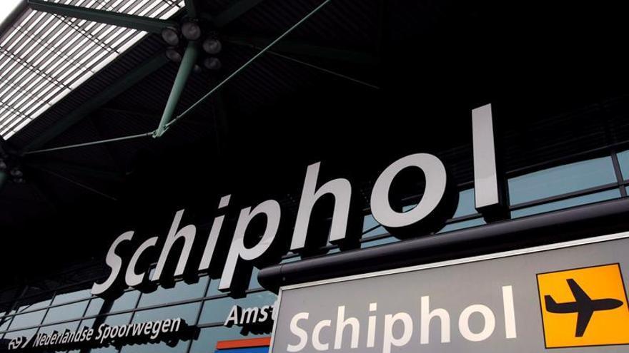 Siete detenidos en relación con un robo de diamantes en Schiphol en 2005