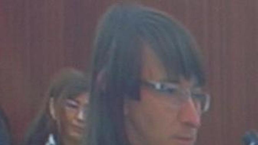 Rosa del Valle, declarando en el juicio por la muerte de Mari Luz