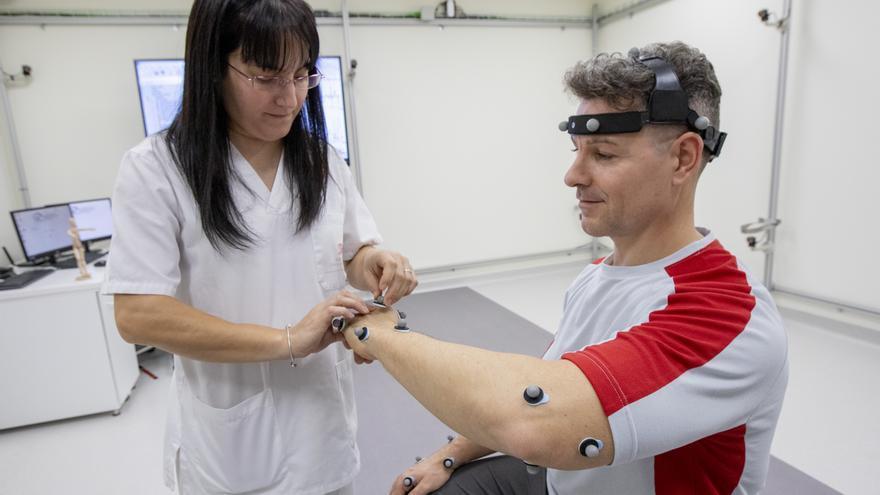 El laboratorio de Seat está dotado de 20 cámaras, sensores de última tecnología y gafas de realidad virtual