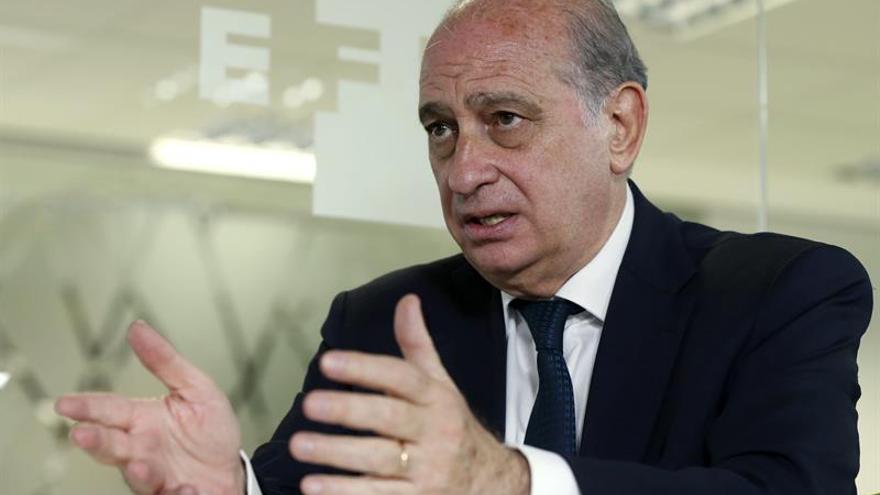 "Fernández Díaz ve una ""ignominia"" que Otegi participe en el Parlament"