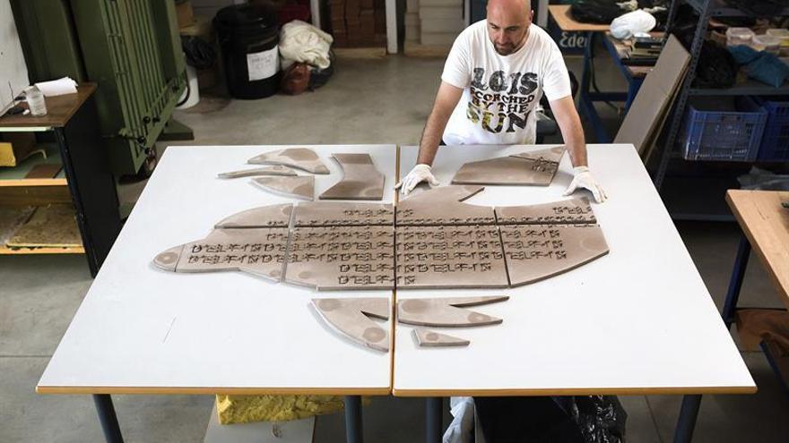 El arte redibuja el paisaje urbano en Estepona, la ciudad de los murales