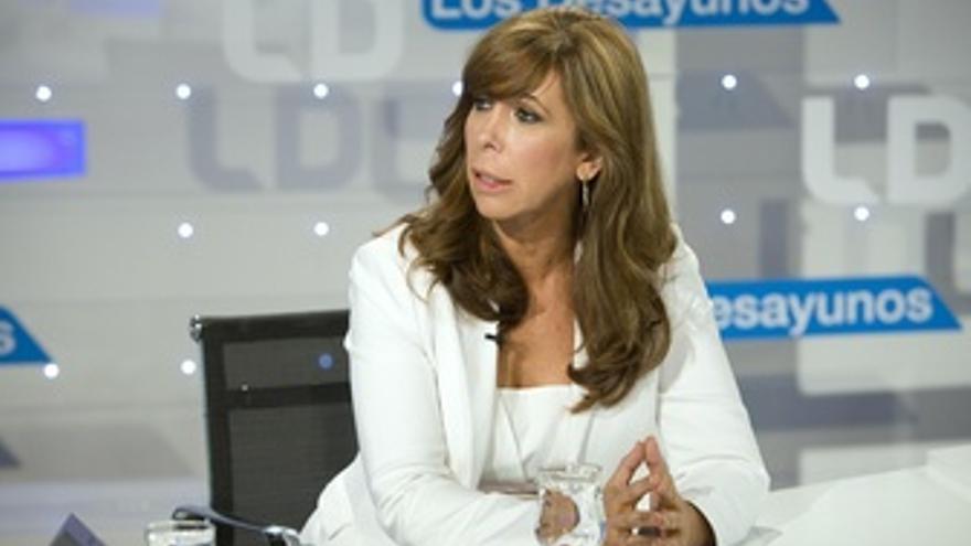 Alicia Sánchez Camacho En TVE