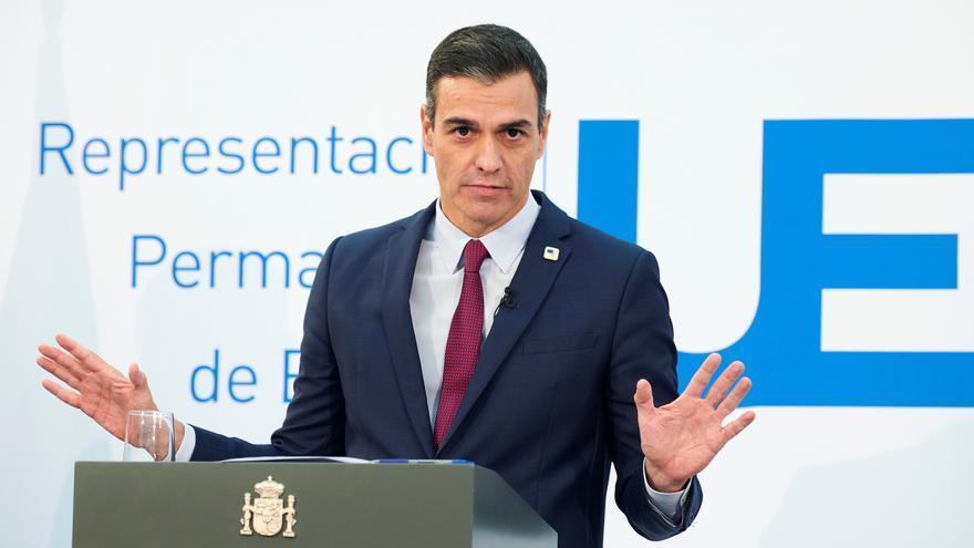 Sánchez insta a Casado a negociar la renovación del Poder Judicial ya para aparcar la reforma con la que plantea sortear el veto del PP