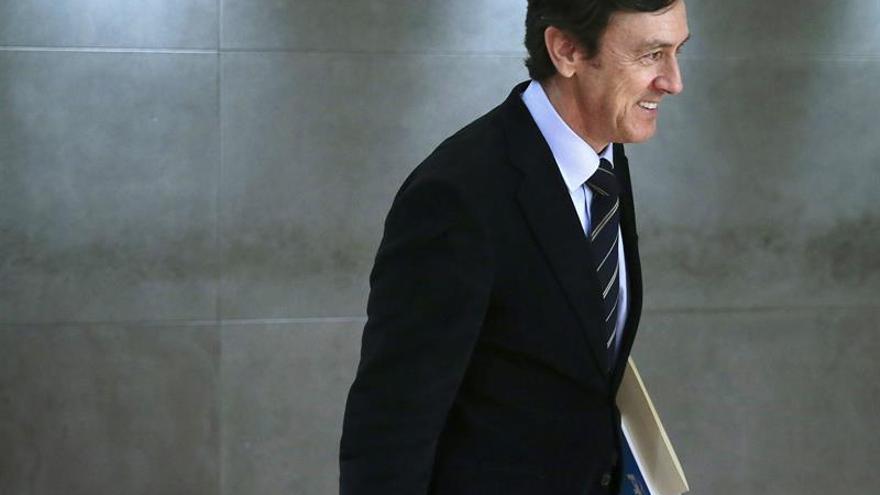 """Hernando (PP) pide reflexión sobre si el camino contra la corrupción es el """"correcto"""""""