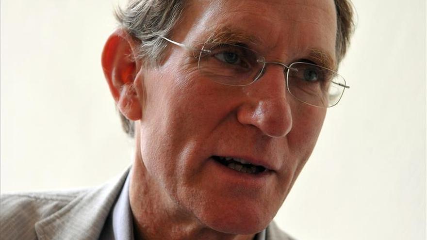 La Universidad de La Habana distingue al Premio Nobel estadounidense Peter Agre