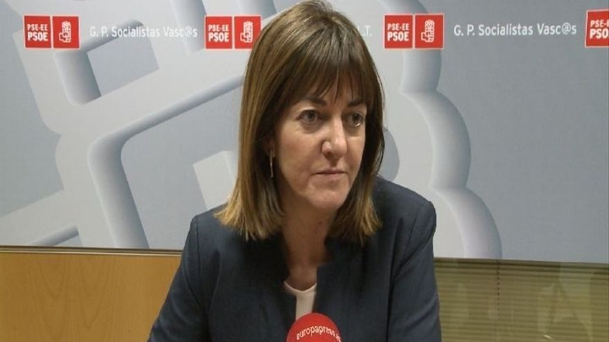 """Mendia advierte de que la militancia quiere un PSOE """"pacificado"""" y """"el nivel de insultos llega a límites insospechados"""""""