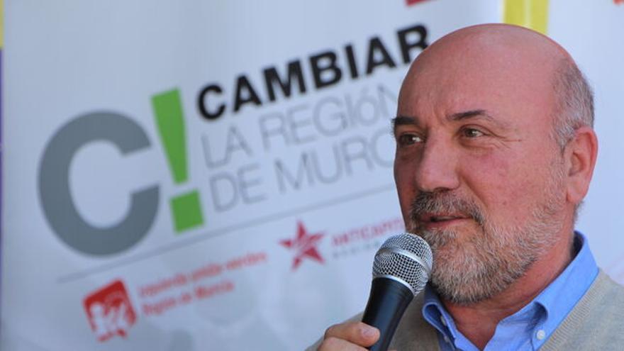 José Luis Álvarez-Castellanos, coordinador de Cambiar la Región