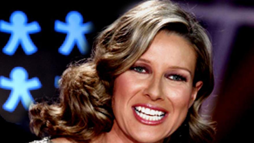 """Anne Igartiburu le """"roba"""" a Mariló Montero la exclusiva de Eurovisión"""