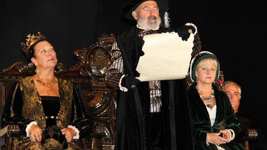Un total de 20 compañías y 120 actores y músicos participarán en el Desembarco de Carlos V